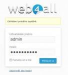 Redakční systém Wordpress