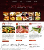 Thajská restaurace Bangkok